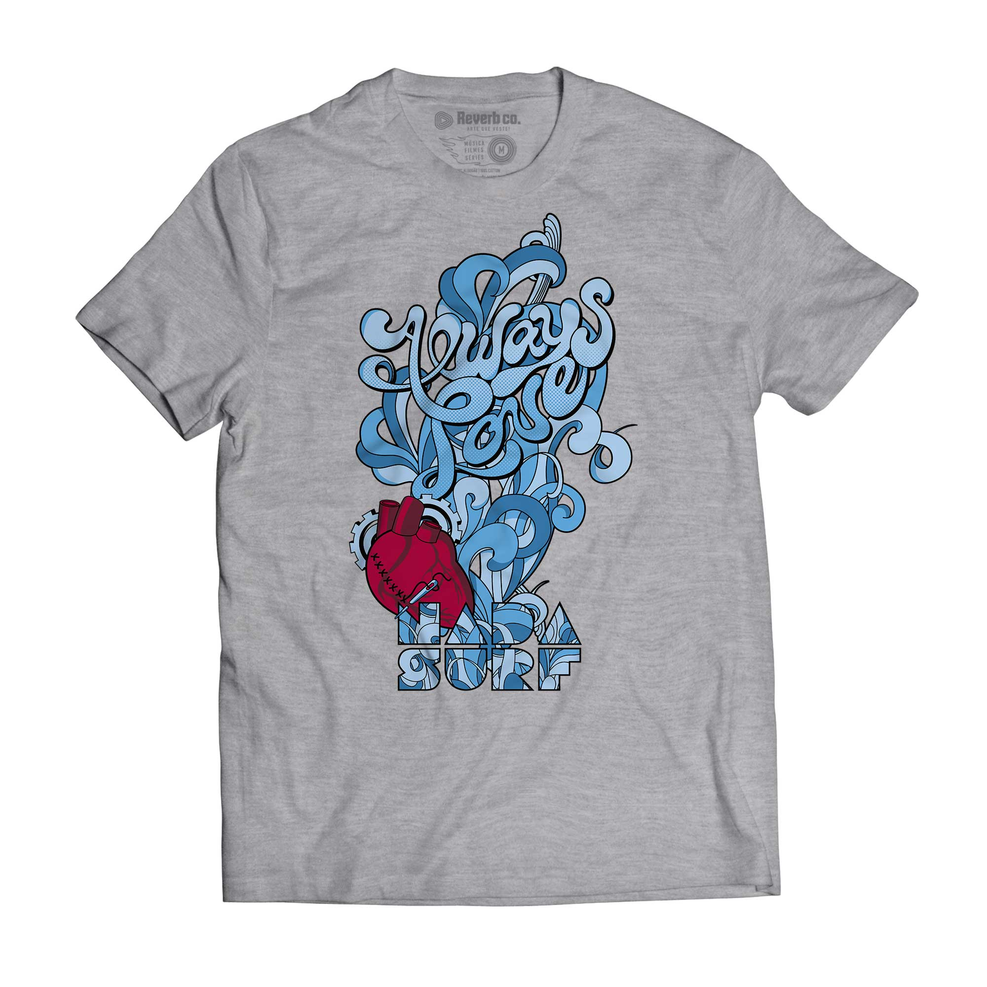 Camiseta Always Love - Nada Surf - Masculino