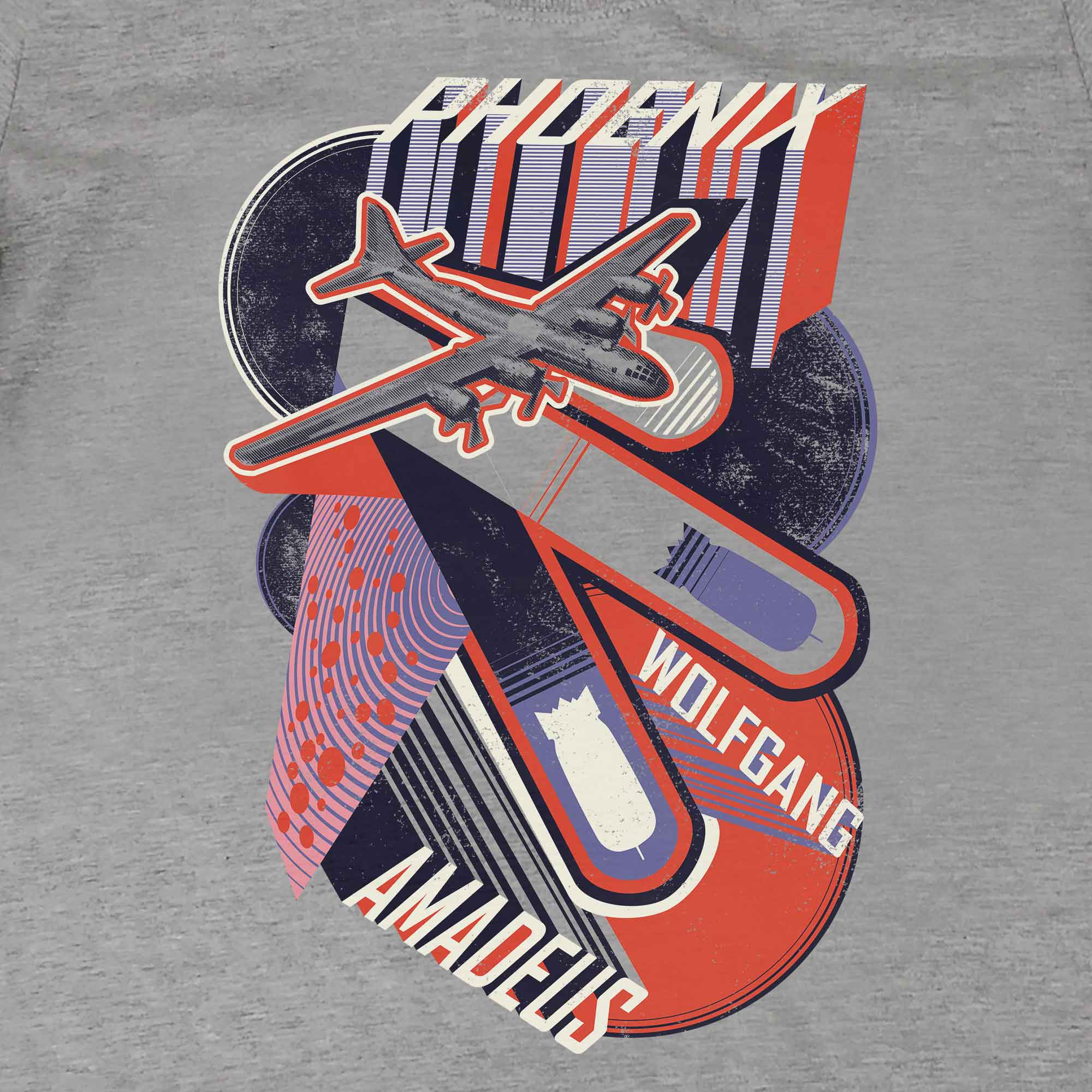 Camiseta Amadeus - Phoenix - Feminino