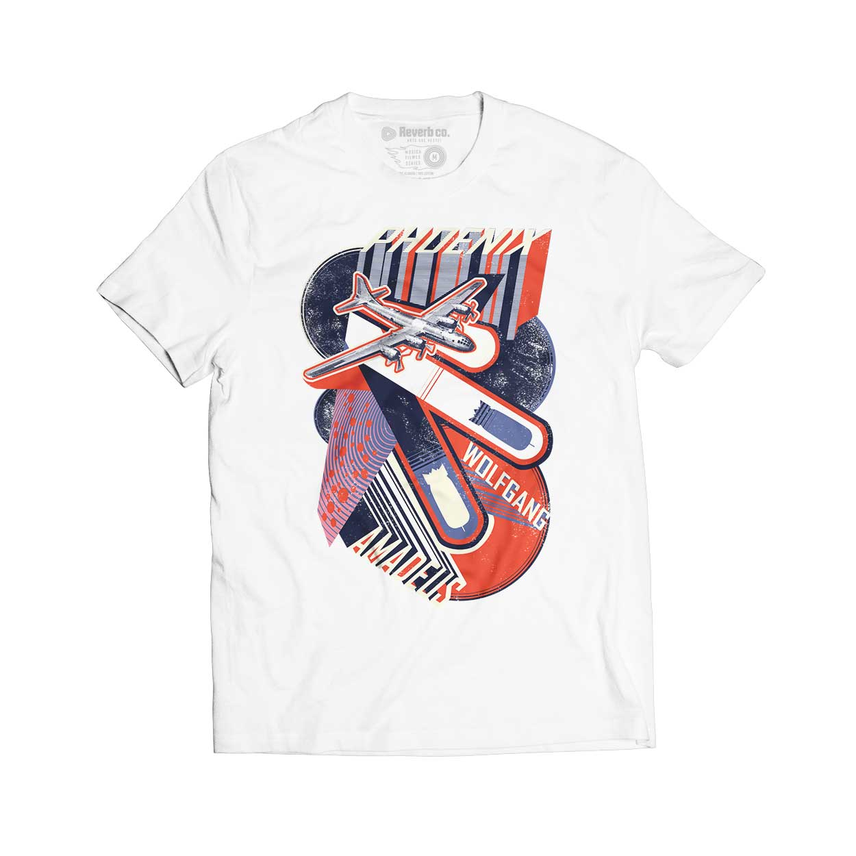 Camiseta Amadeus - Phoenix - Masculino