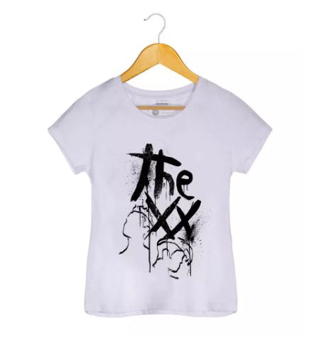 Camiseta - Angels 2 - The XX - Feminino