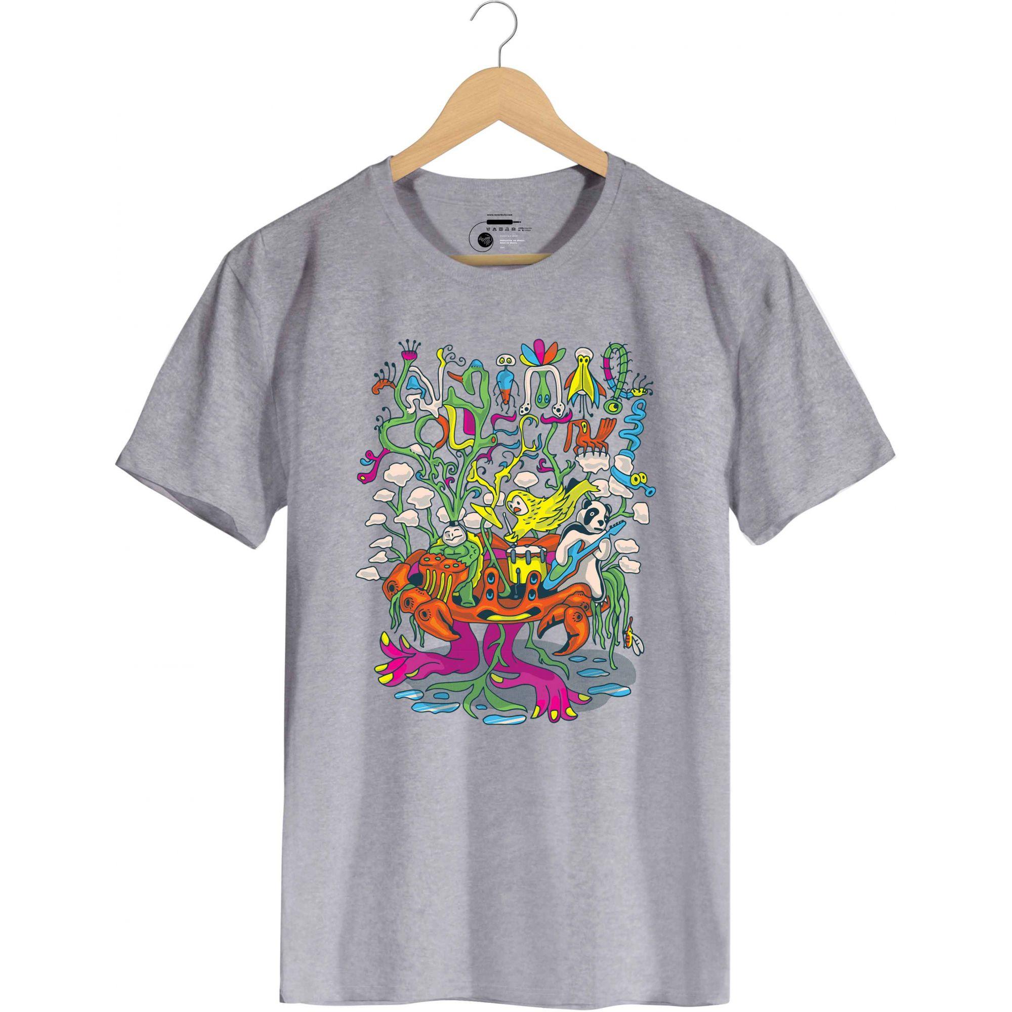 Camiseta Animal Collective - Masculino