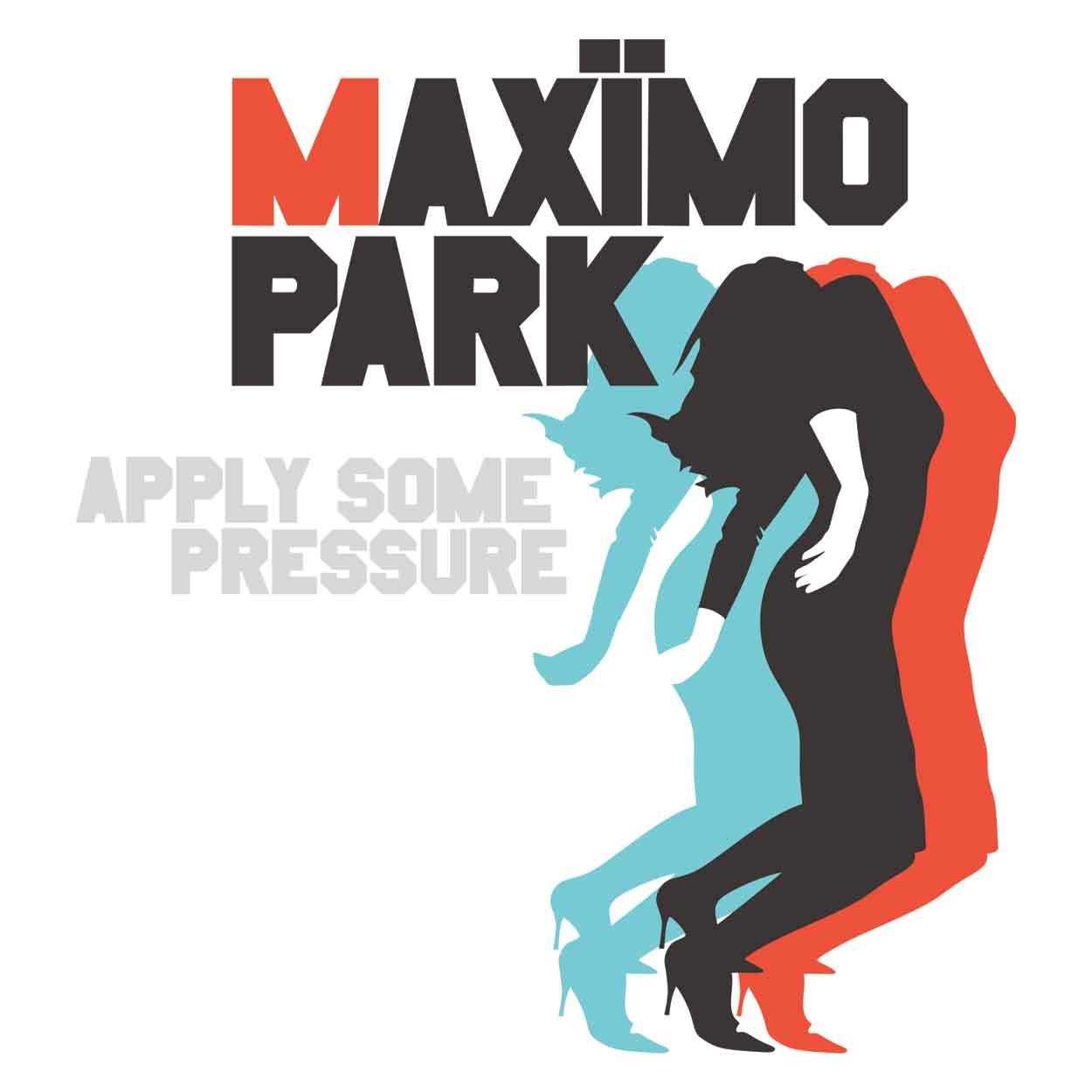 Camiseta Apply Some Pressure - Maximo Park - Masculino