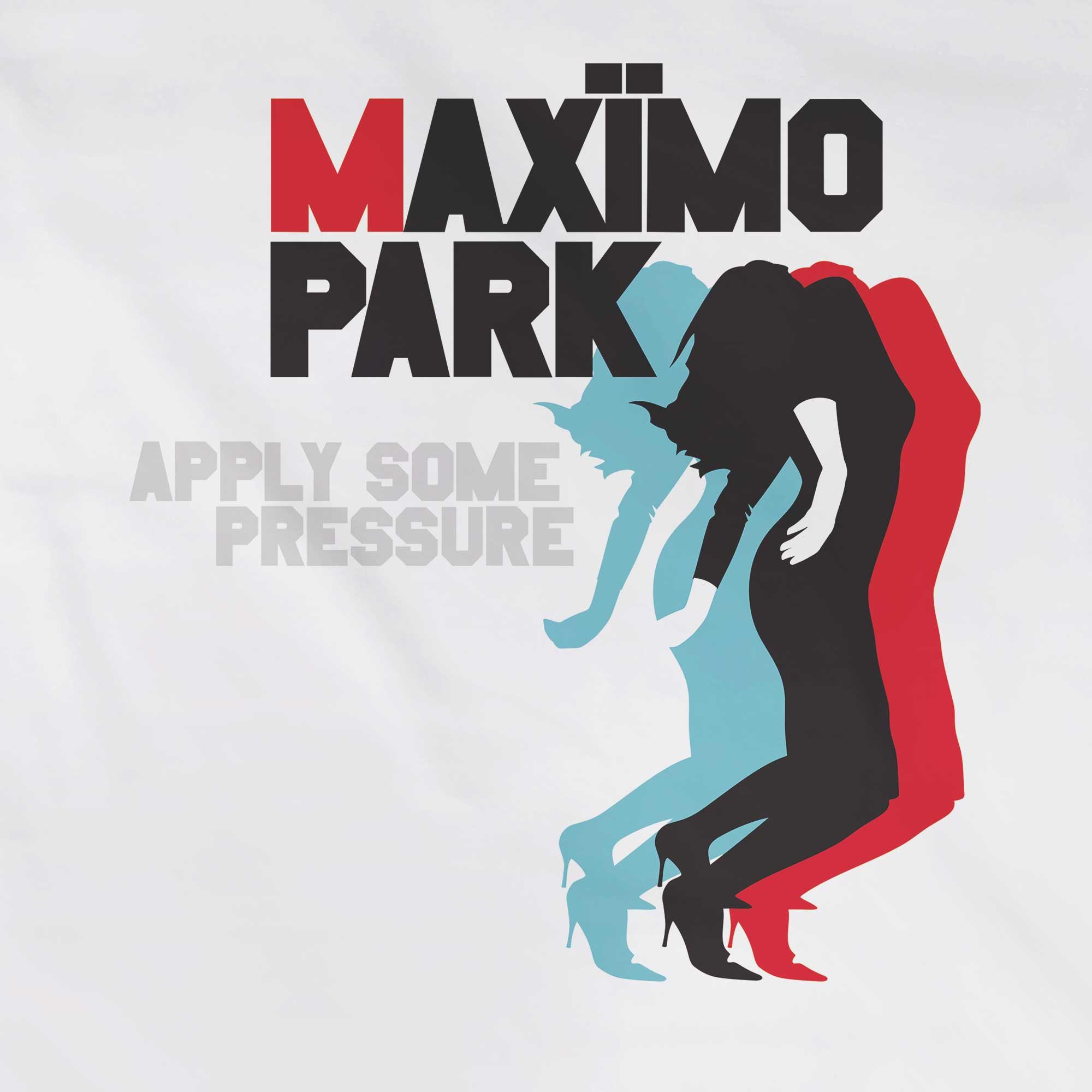 Camiseta Apply Some Pressure - Maximo Park - Feminino