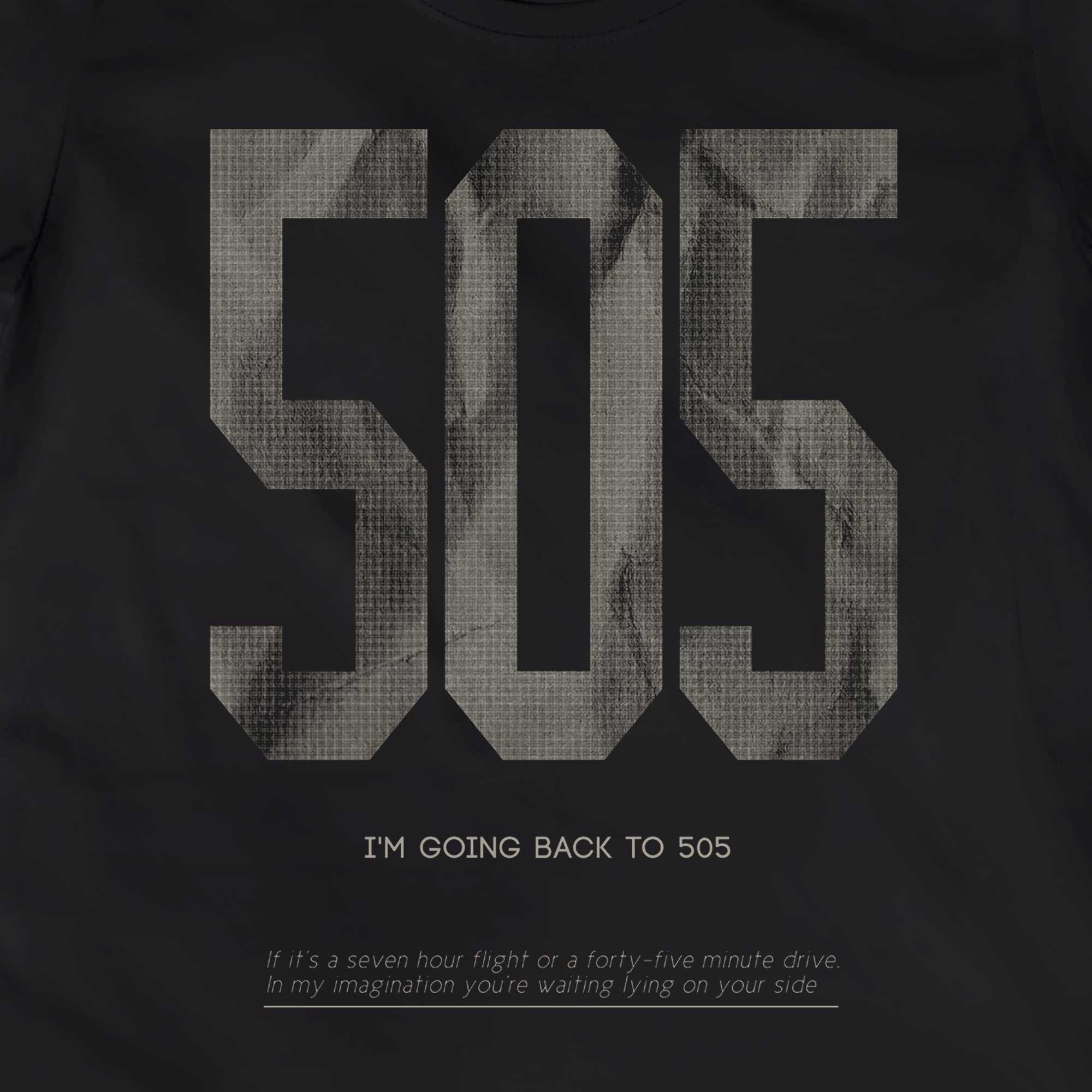 Camiseta Arctic Monkeys - 505 - Feminino