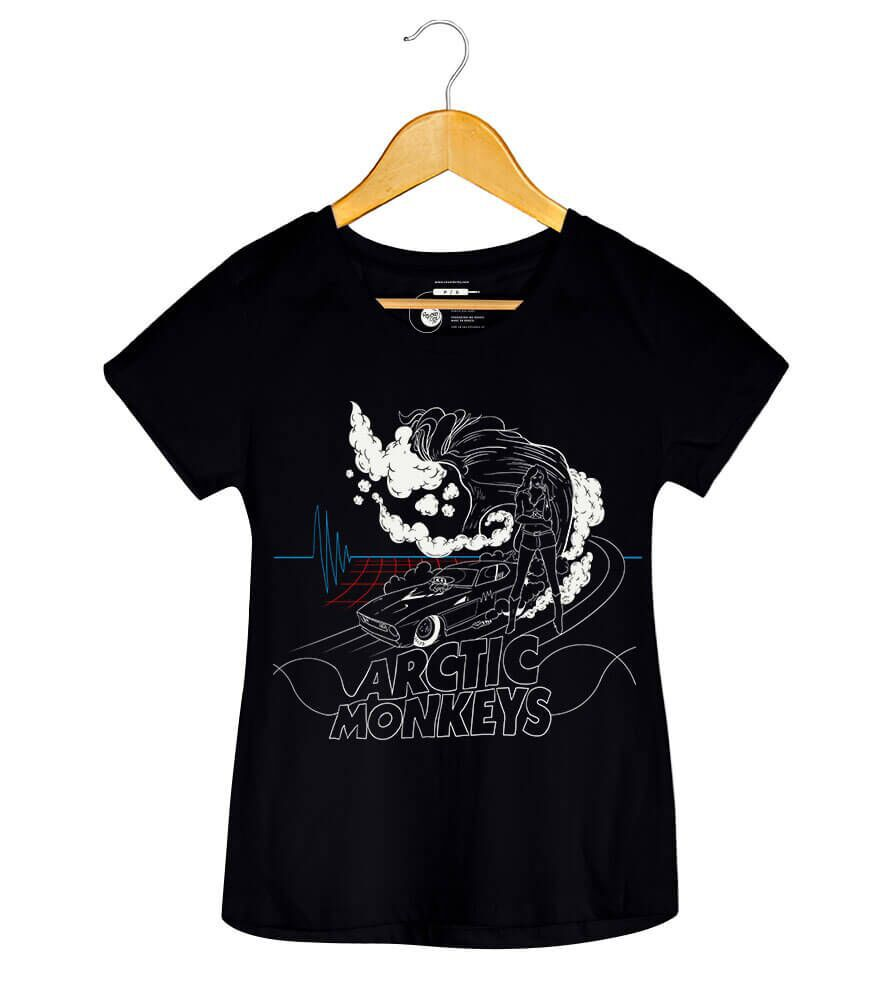 Camiseta - Do I Wanna Know - Arctic Monkeys - Feminino