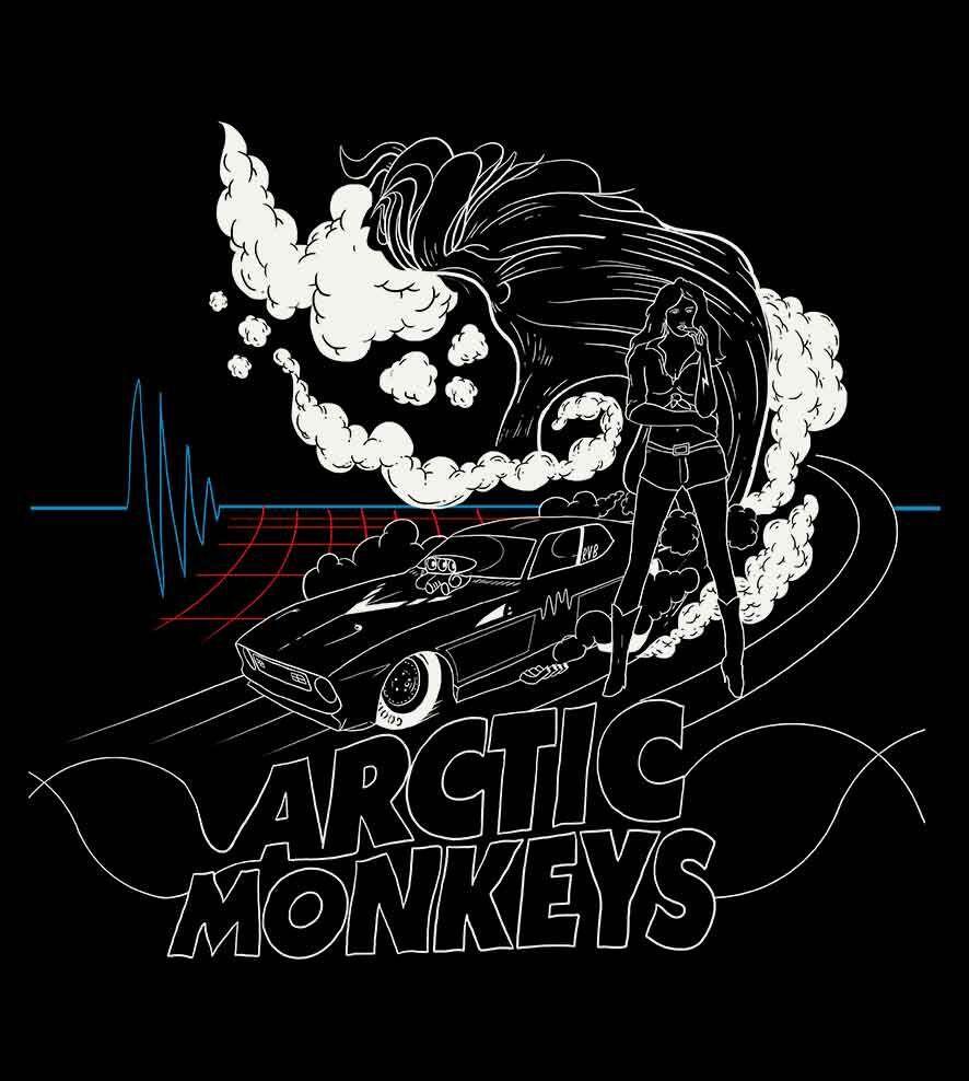 Camiseta - Do I Wanna Know - Arctic Monkeys - Feminino