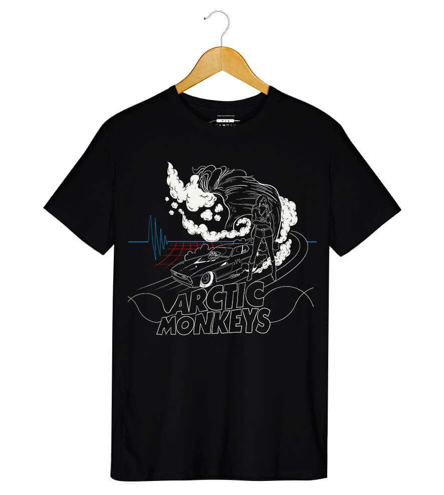 Camiseta - Do I Wanna Know? - Arctic Monkeys - Masculino