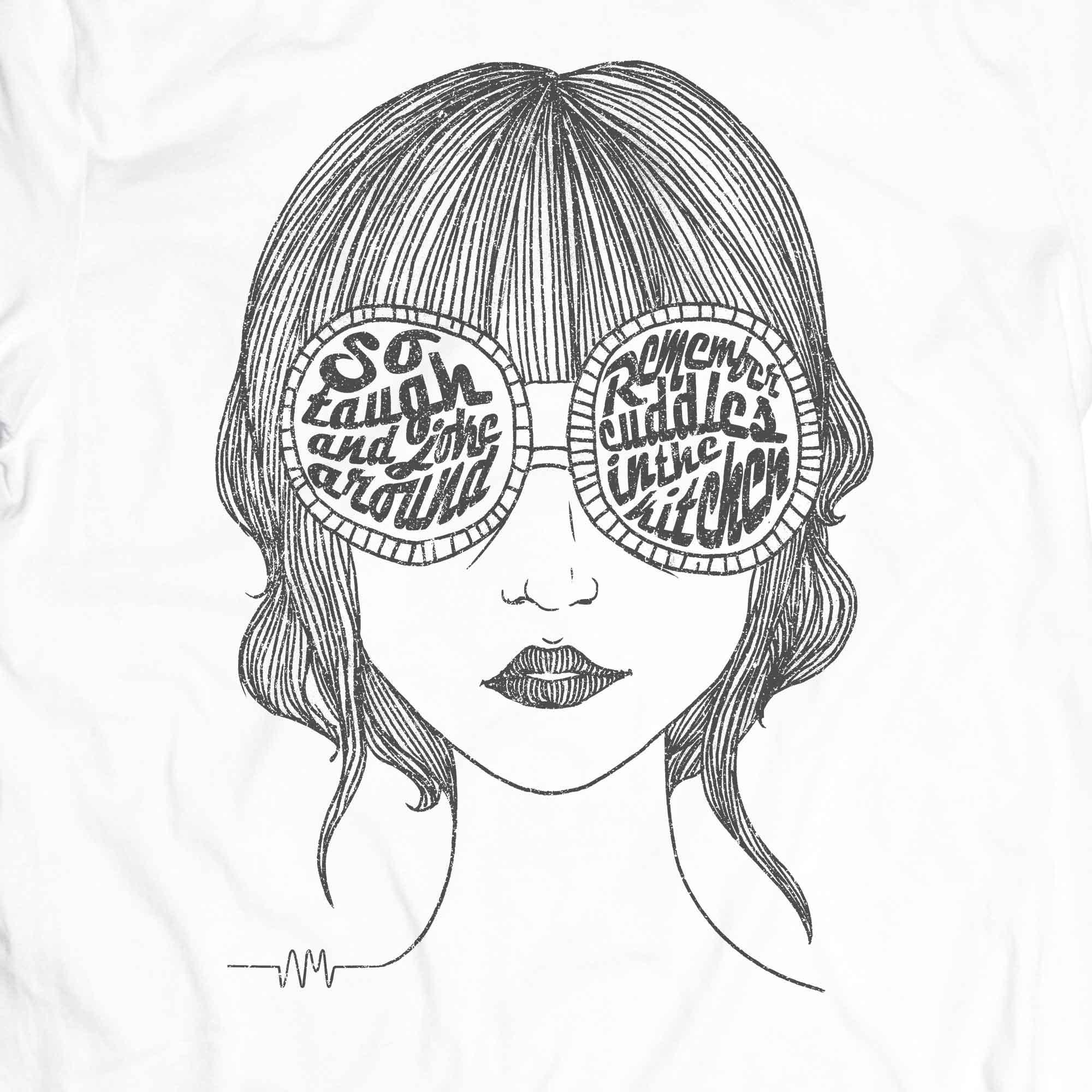 Camiseta Arctic Monkeys - Mardy Bum - Masculino