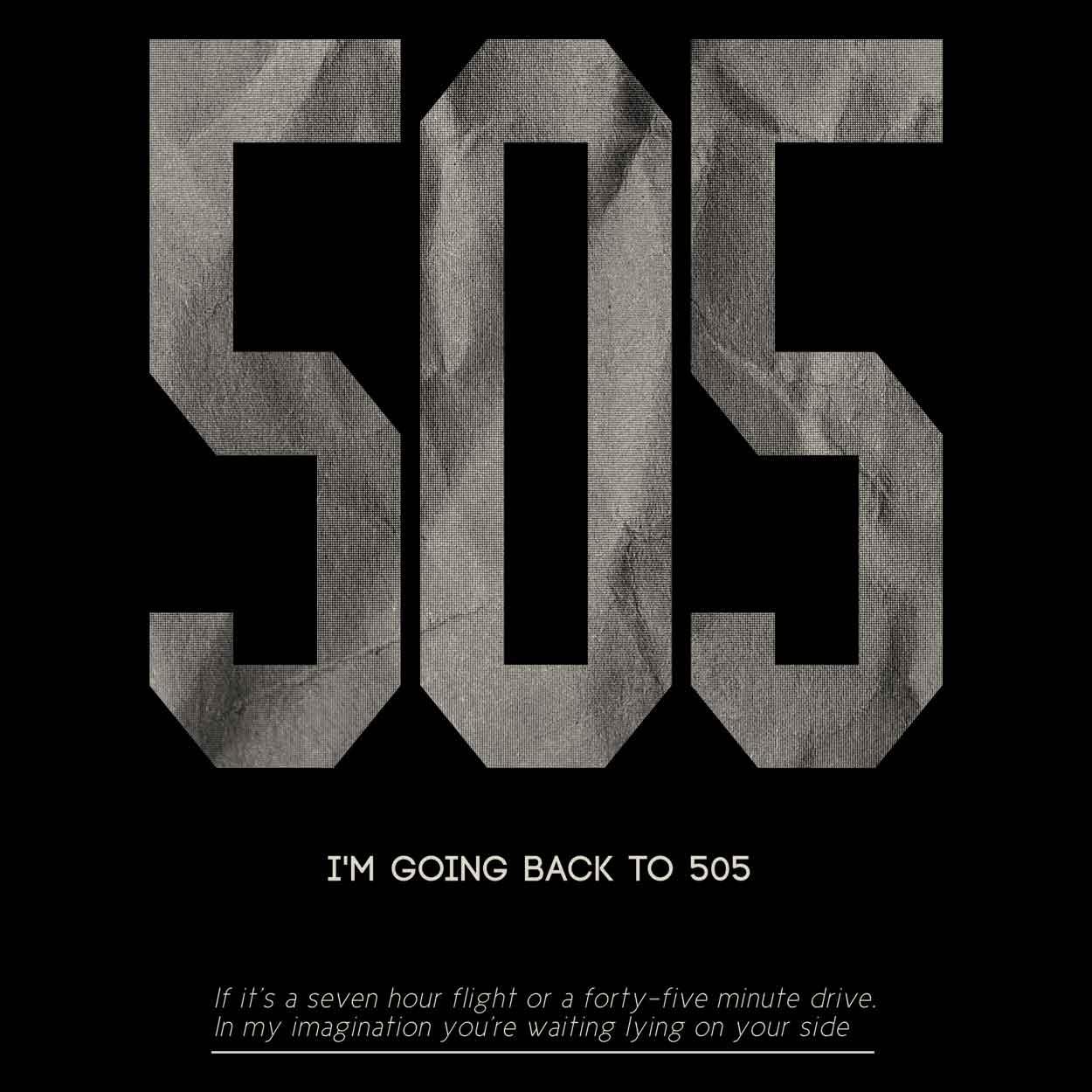Camiseta Arctic Monkeys - 505 - Masculino