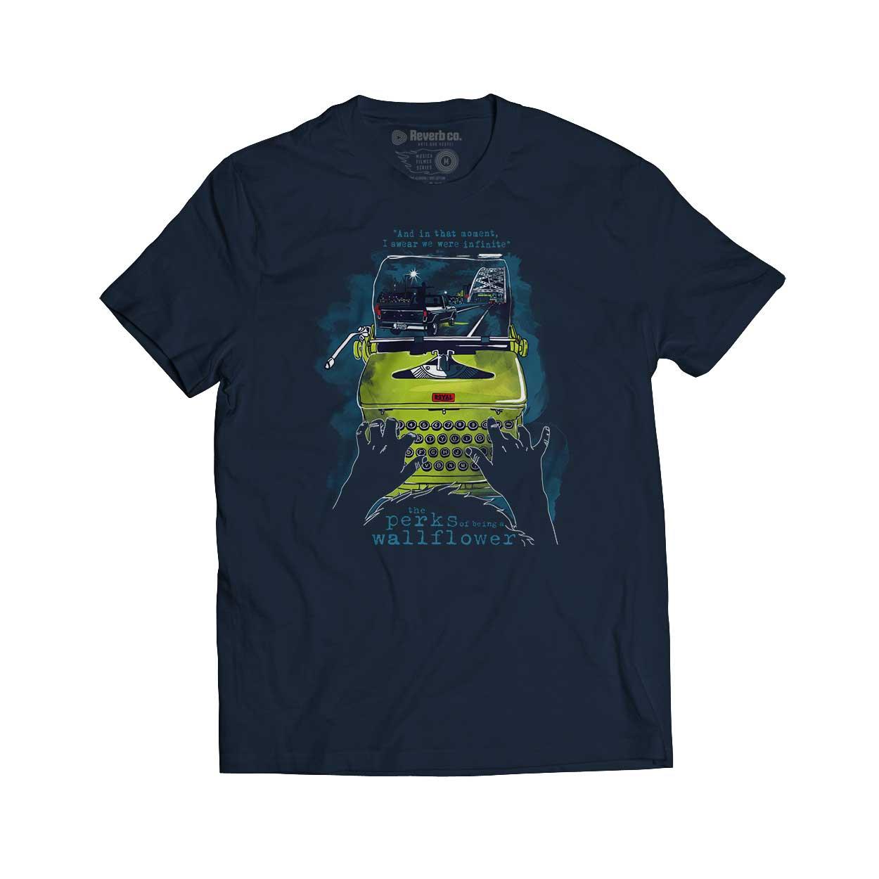 Camiseta As Vantagens de Ser Invisivel - Masculino