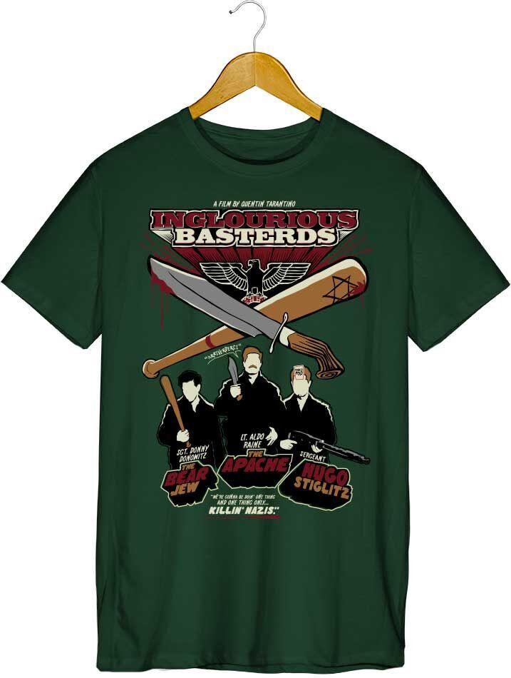 Camiseta - Bastardos Inglórios - Masculino