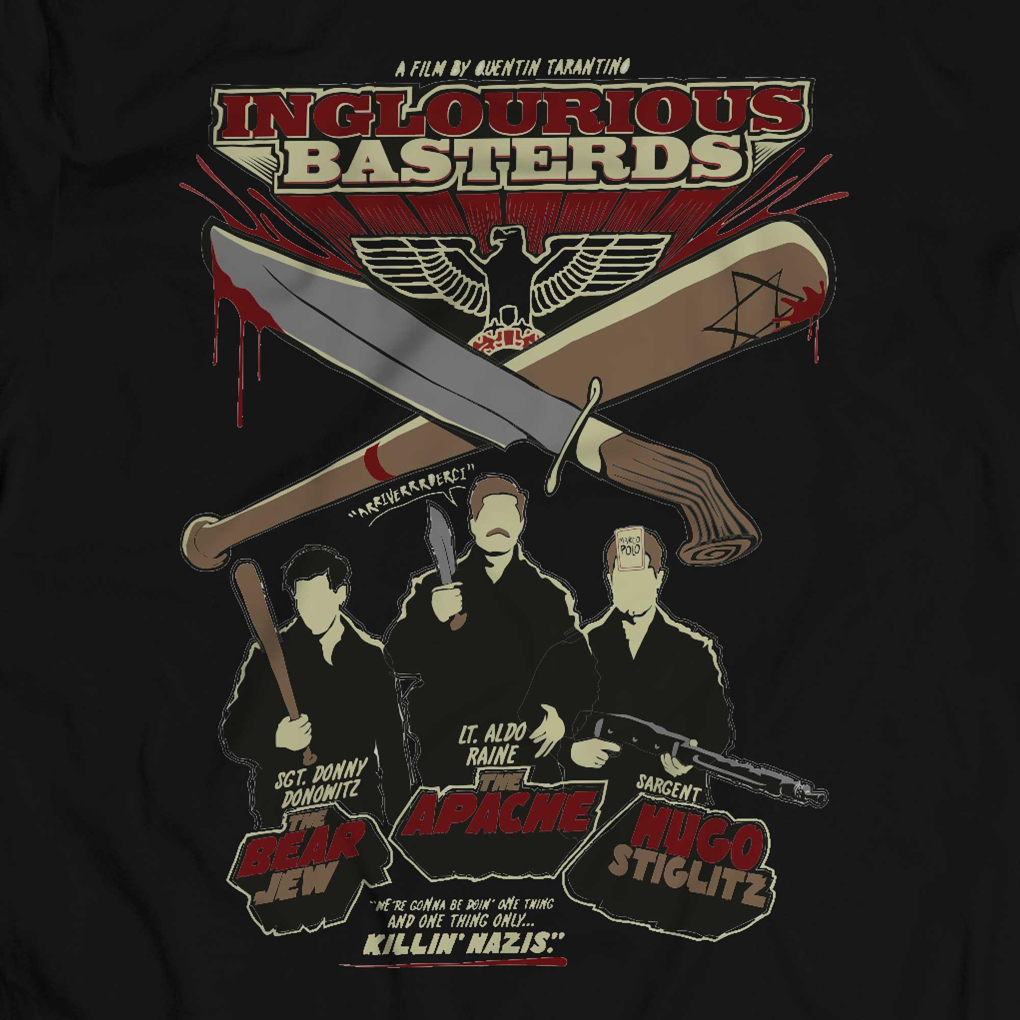 Camiseta Bastardos Inglórios - Masculino