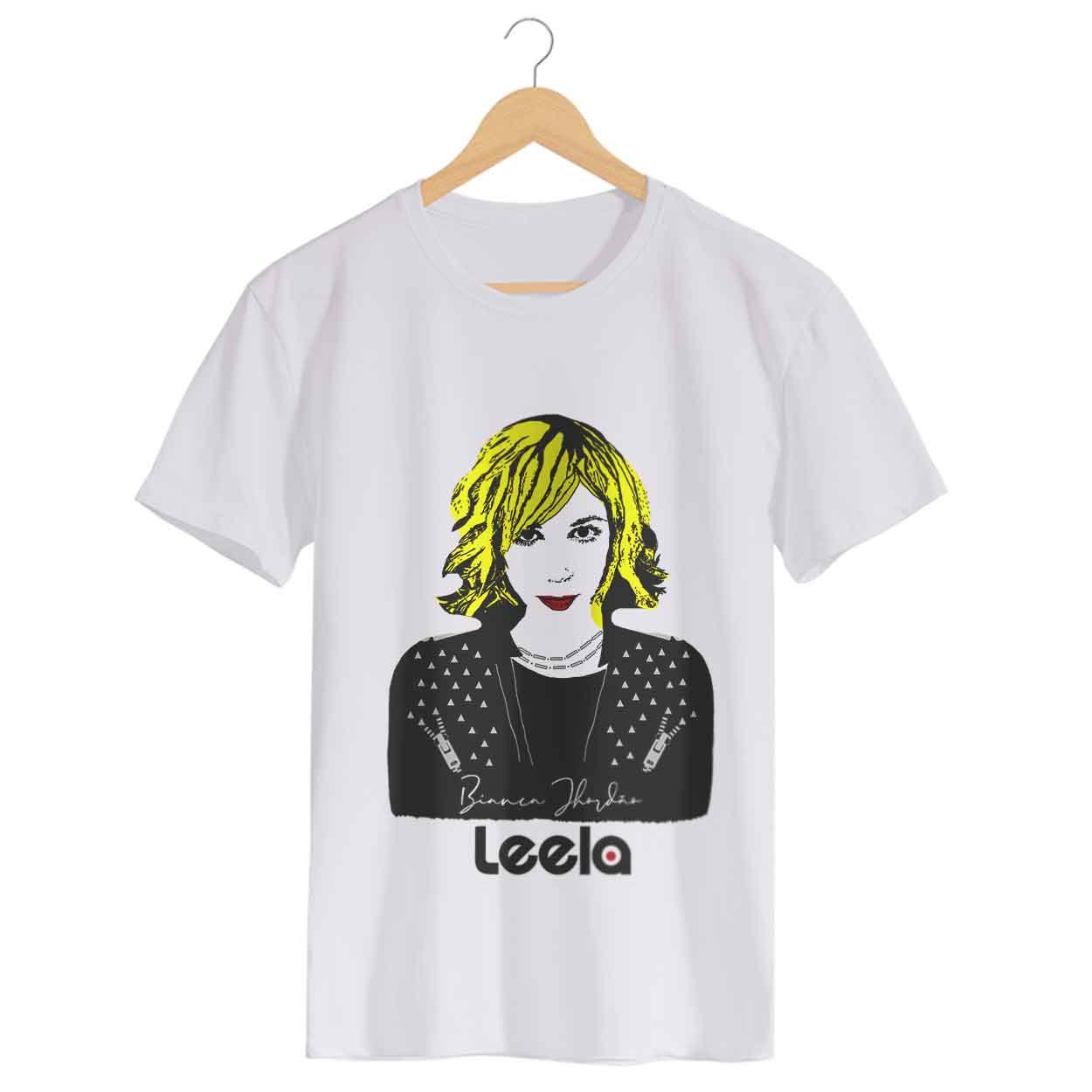 Camiseta Bianca Jhordão - Leela - Masculino