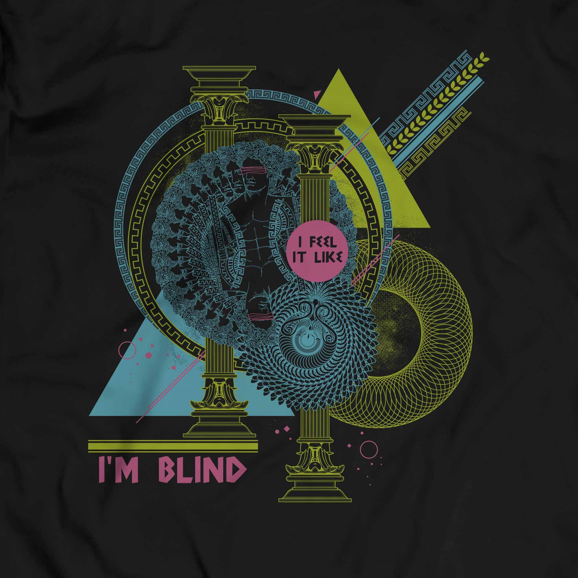 Camiseta Blind - Hercules - Masculino
