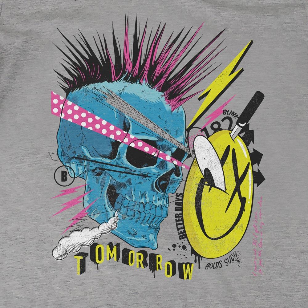 Camiseta Blink182 - Feminino