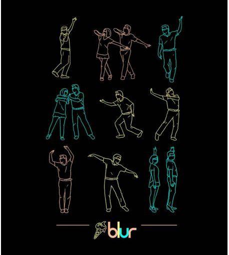 Camiseta The Magic Whip - Blur - Feminino