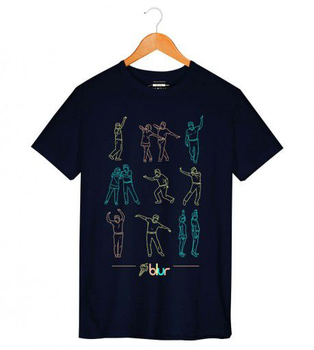 Camiseta - The Magic Whip -  Blur - Masculino
