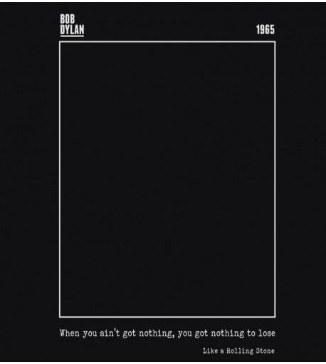 Camiseta Like A Rolling Stones - Bob Dylan - Masculino