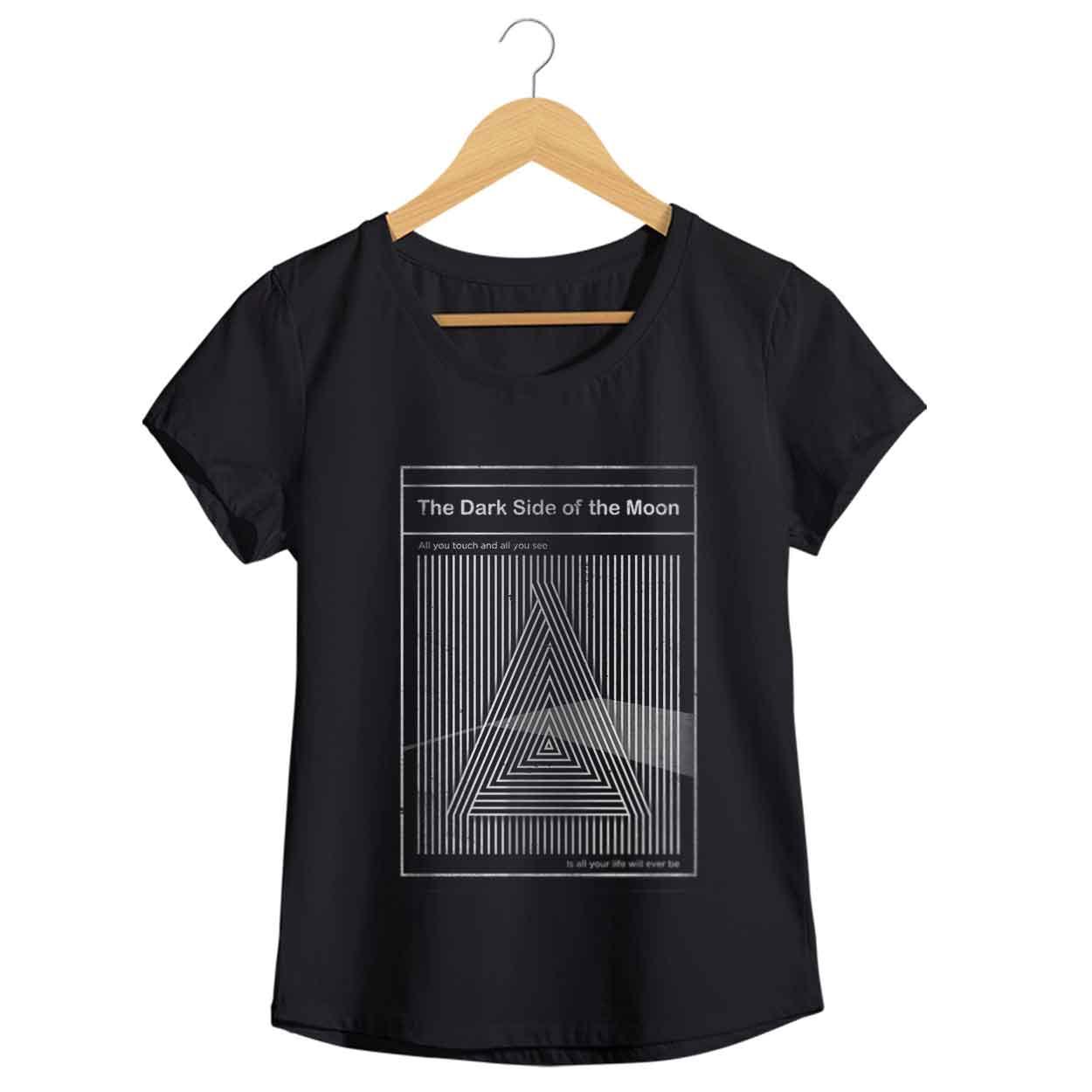 Camiseta Breathe - Pink Floyd - Feminino
