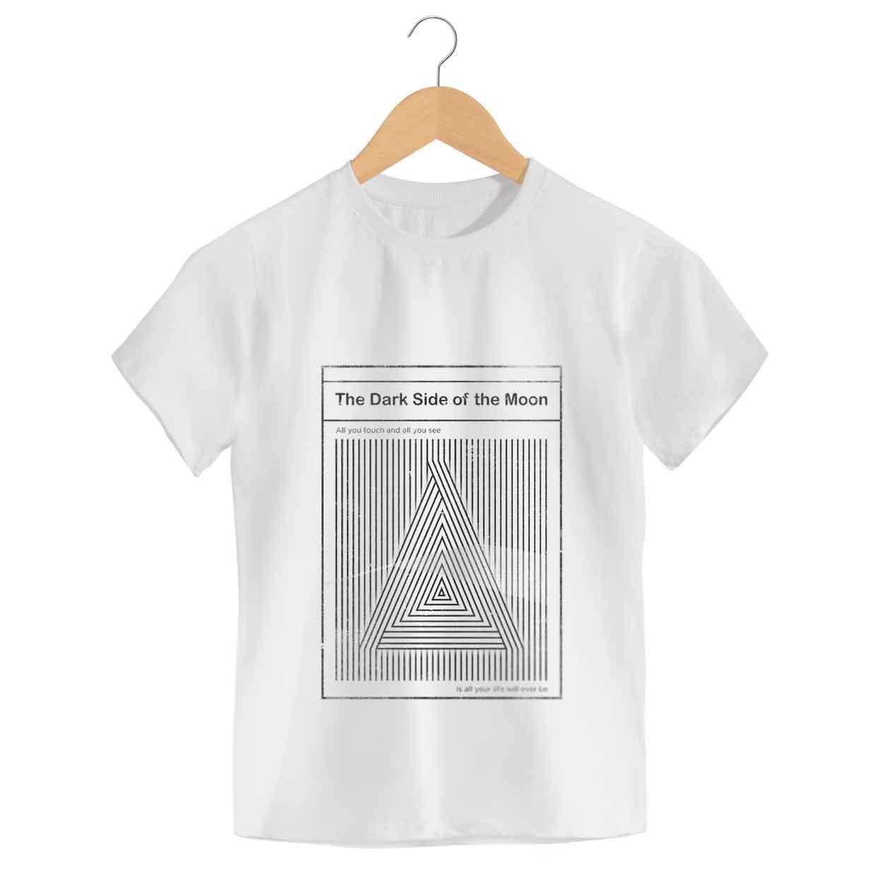 Camiseta Breathe - Pink Floyd - Infantil