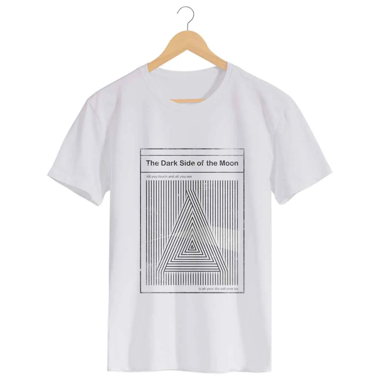 Camiseta - Breathe - Pink Floyd - Masculino