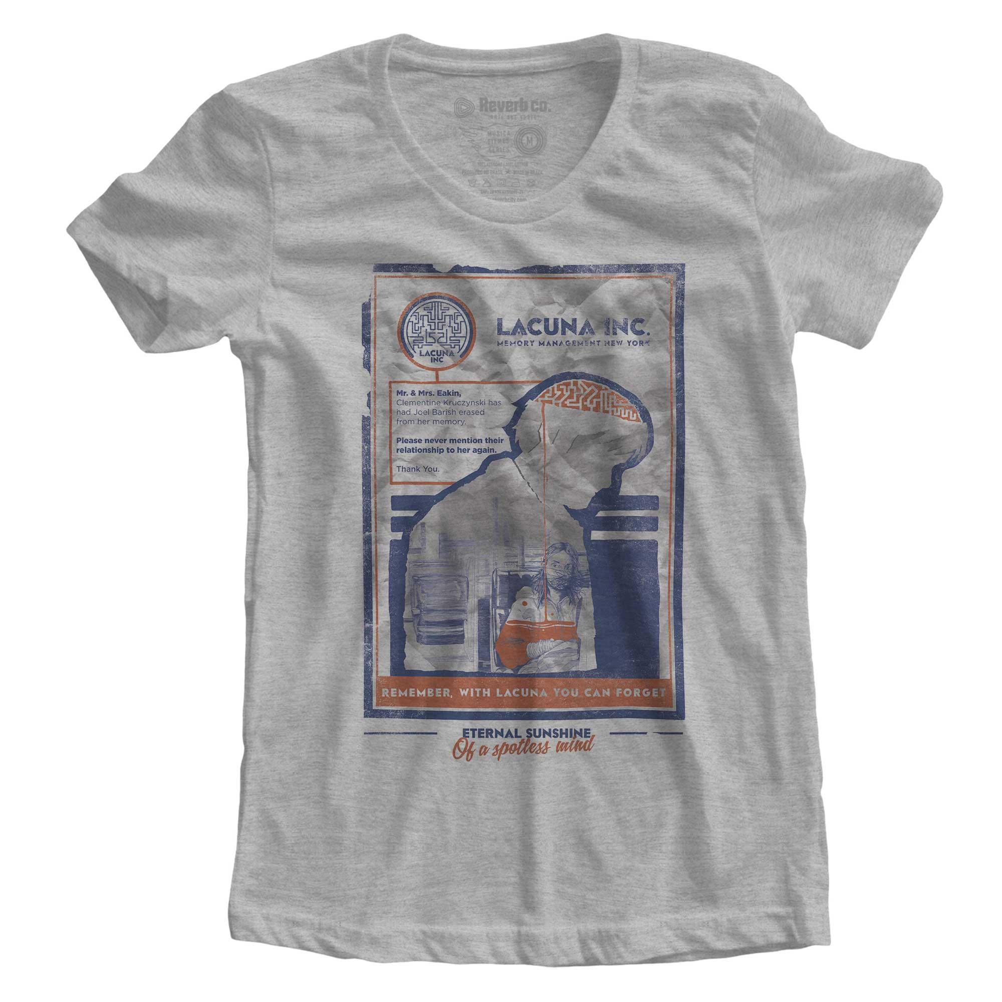 Camiseta Brilho Eterno de uma Mente sem Lembranças - Feminino