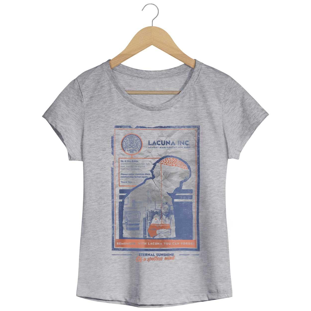 Camiseta - Brilho Eterno de uma Mente sem Lembranças - Feminino
