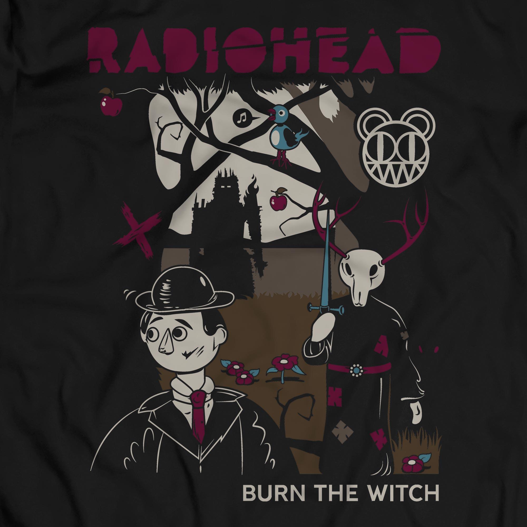 Camiseta Burn The Witch - Radiohead - Masculino