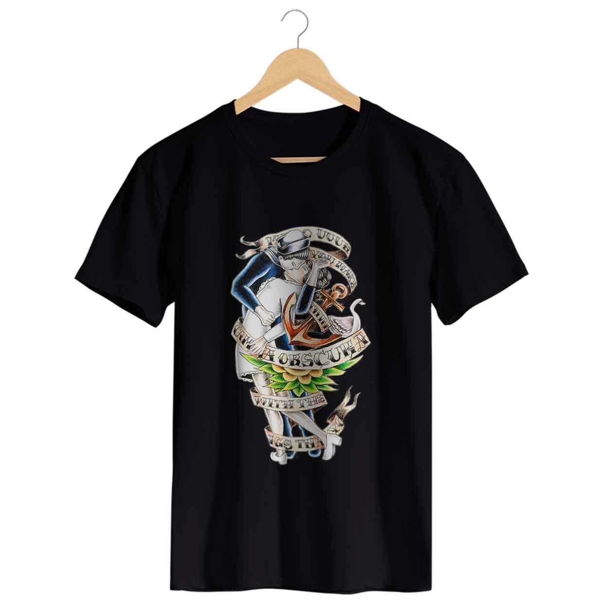 Camiseta - Camera Obscura - Masculino