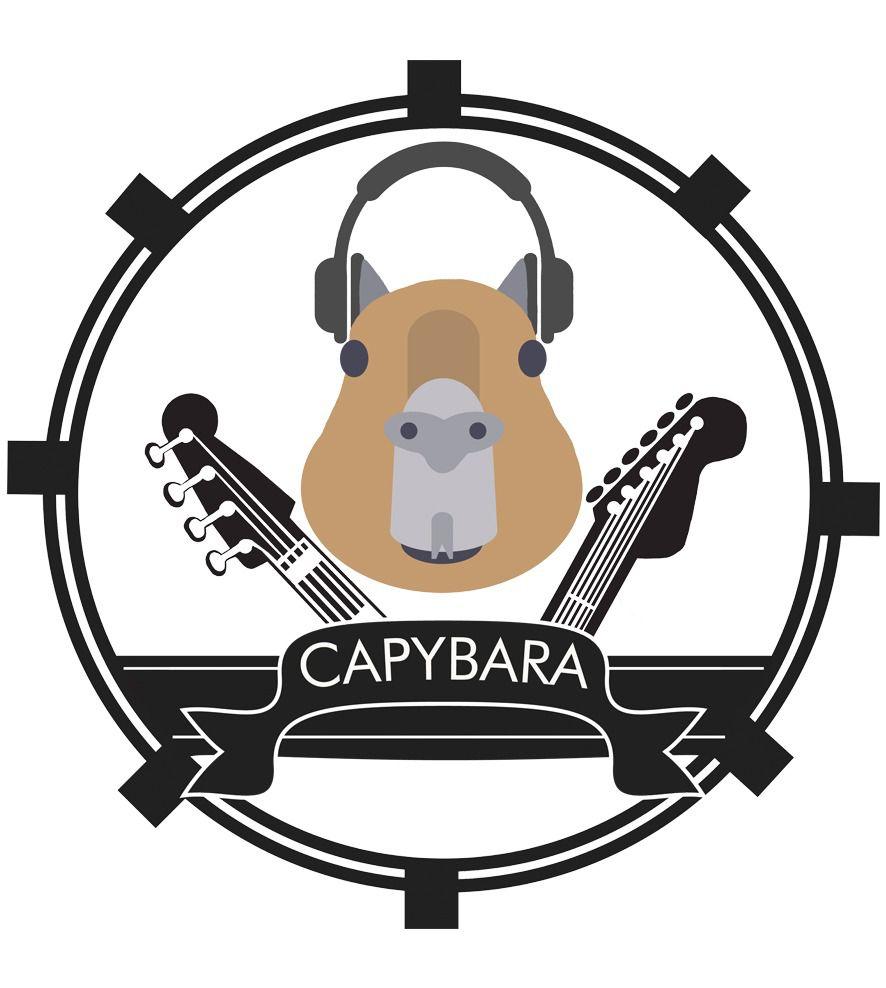 Camiseta Capybara - Feminino