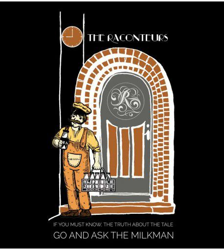 Camiseta Carolina Drama - The Raconteurs - Feminino