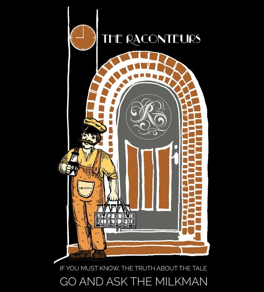 Camiseta - Carolina Drama - The Raconteurs - Infantil