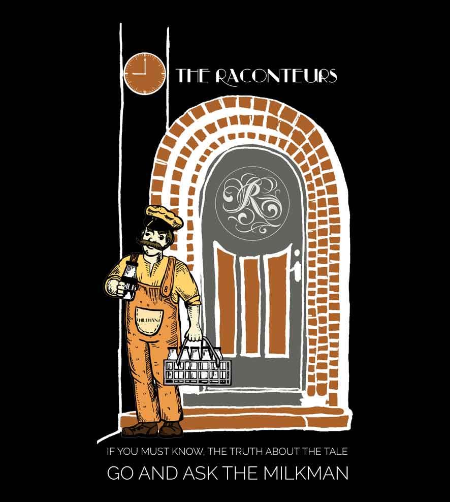 Camiseta Carolina Drama - The Raconteurs - Masculino