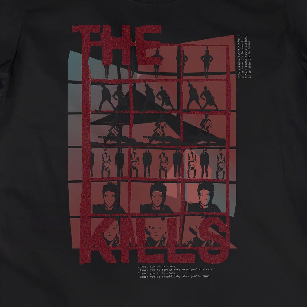 Camiseta Cheap And Cheerful - The Kills - Feminino