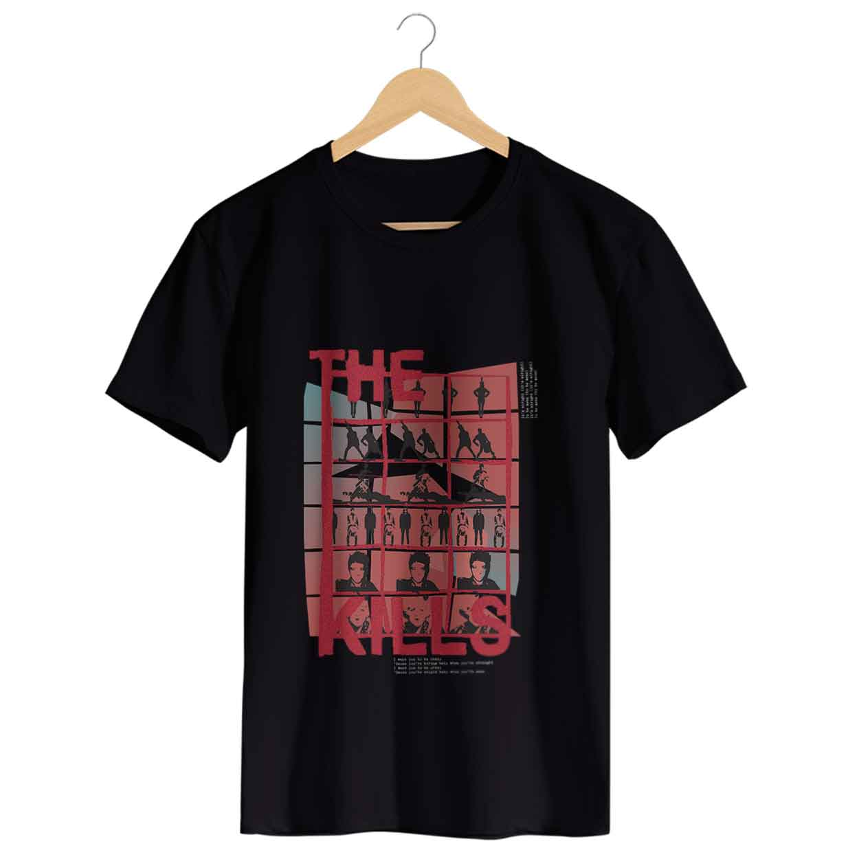 Camiseta - Cheap And Cheerful - The Kills - Masculino