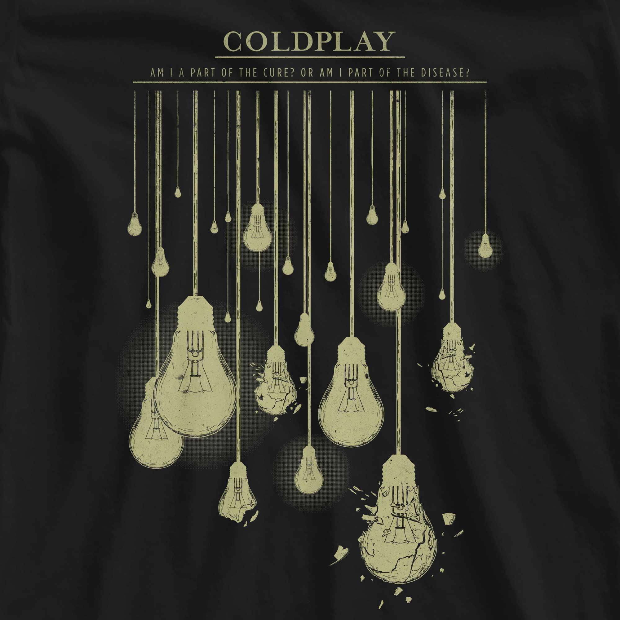 Camiseta Clocks - Coldplay - Feminino