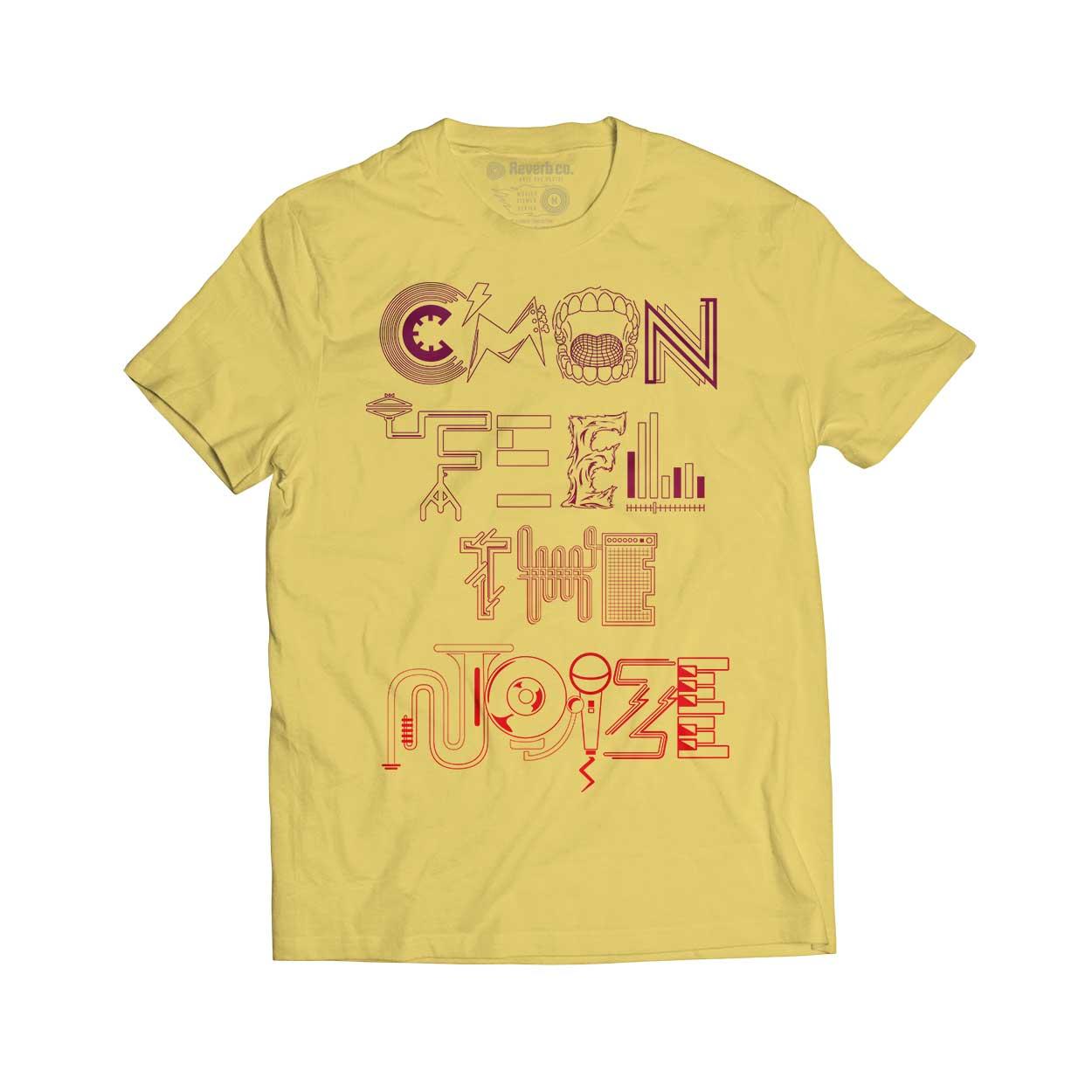 Camiseta Cmon Feel the Noize - Masculino