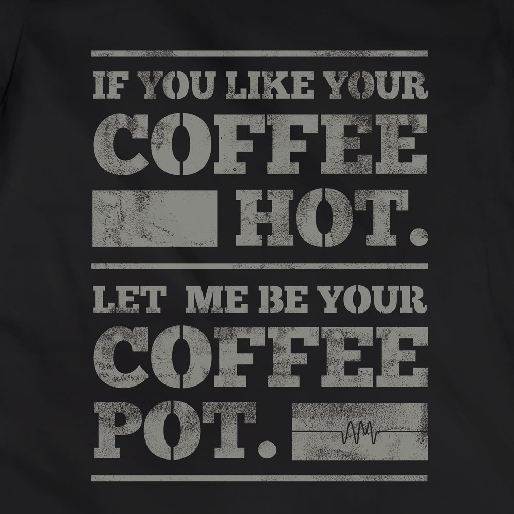 Camiseta Coffee - Arctic Monkeys -  Feminino