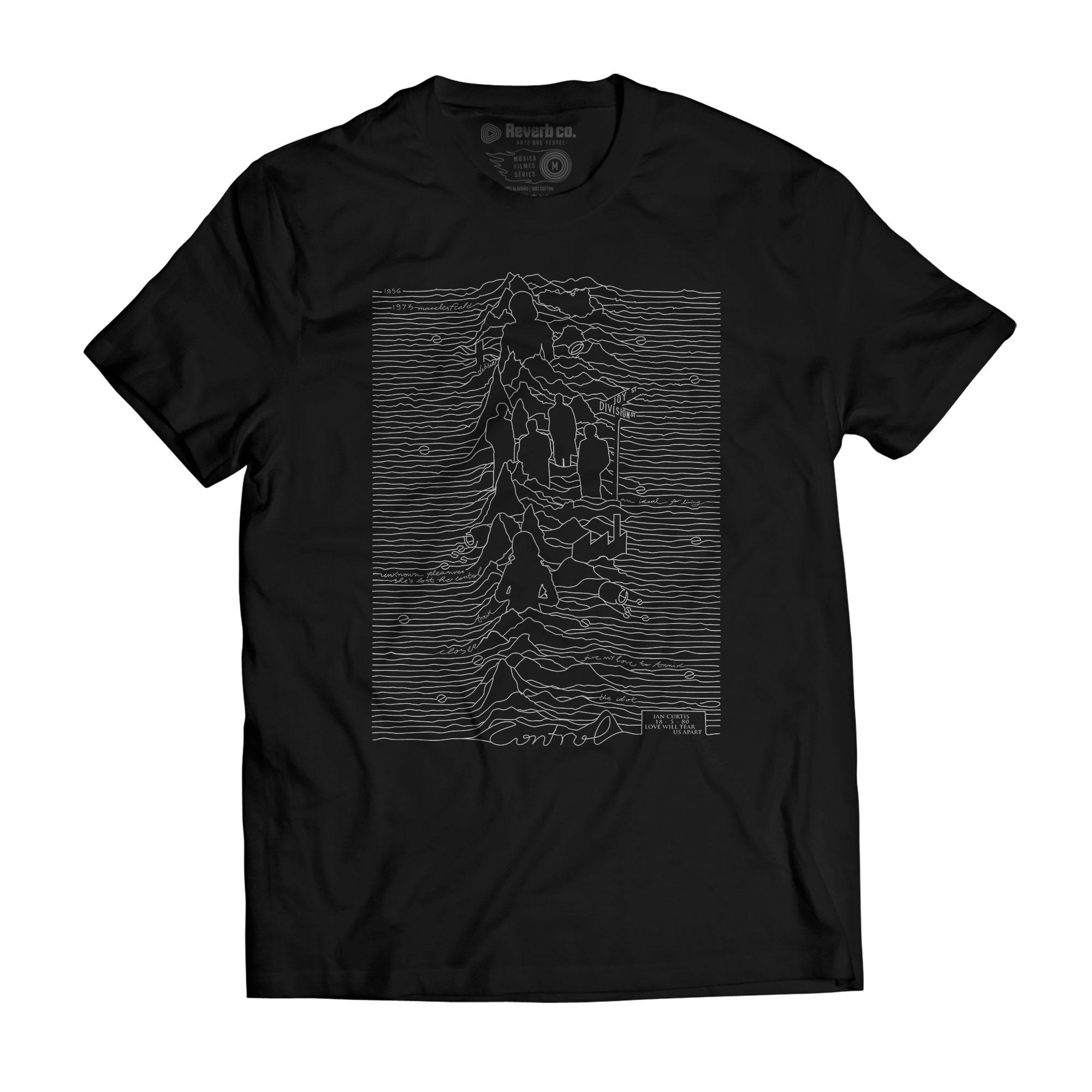 Camiseta Control - Masculino