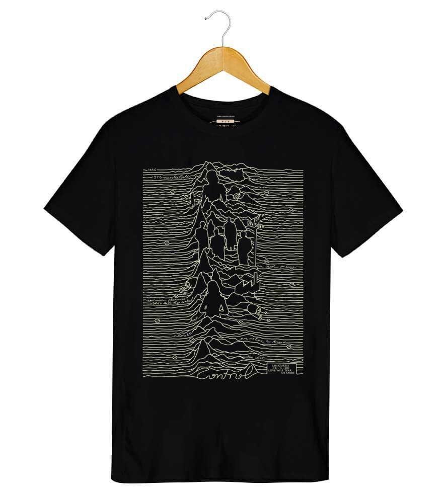 Camiseta - Control - Masculino