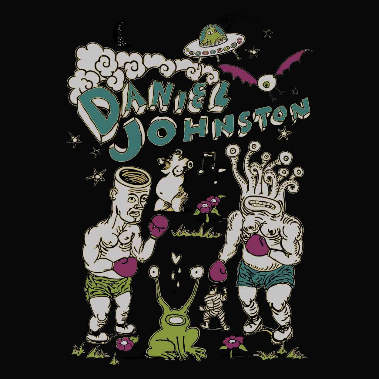Camiseta - Daniel Johnston - Masculino