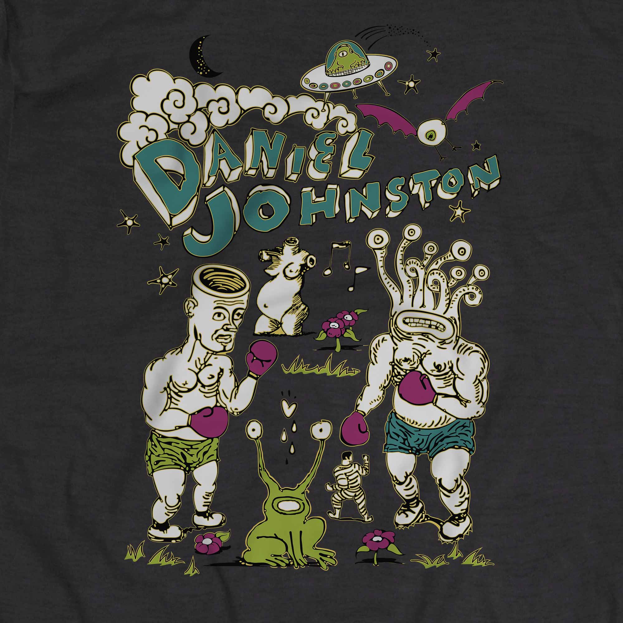 Camiseta Daniel Johnston - Masculino