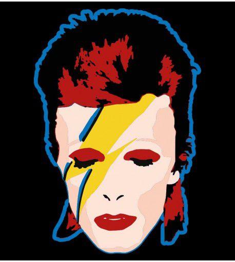 Camiseta - Ziggy Stardust - David Bowie - Feminino