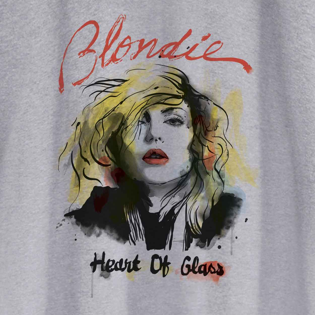 Camiseta - Debbie Harry -  Blondie - Feminino
