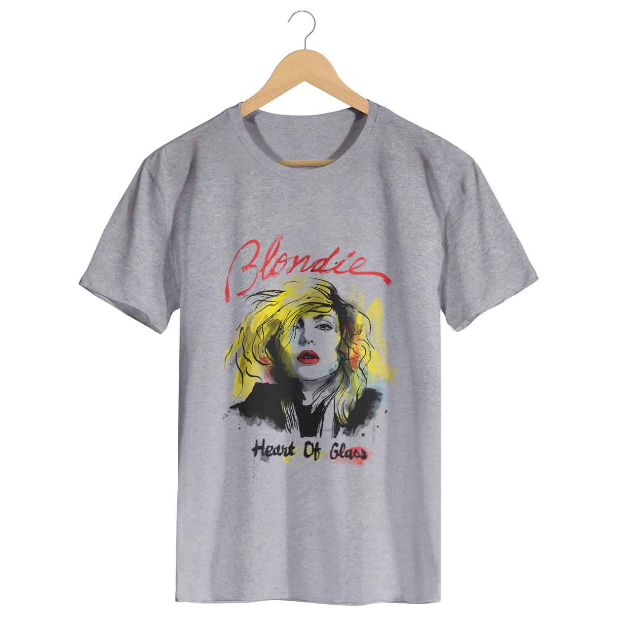 Camiseta - Debbie Harry - Blondie - Masculino