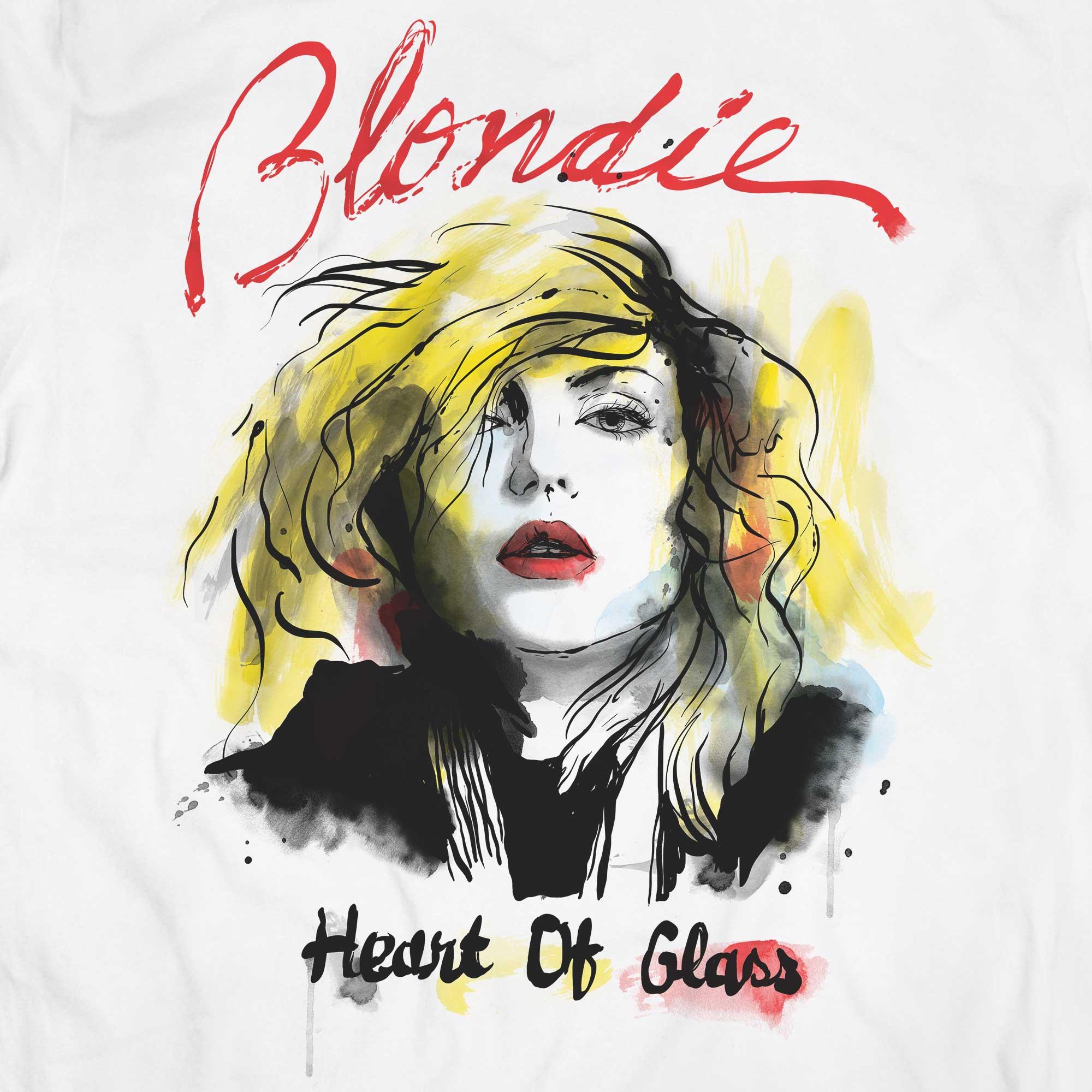 Camiseta Debbie Harry - Blondie - Masculino