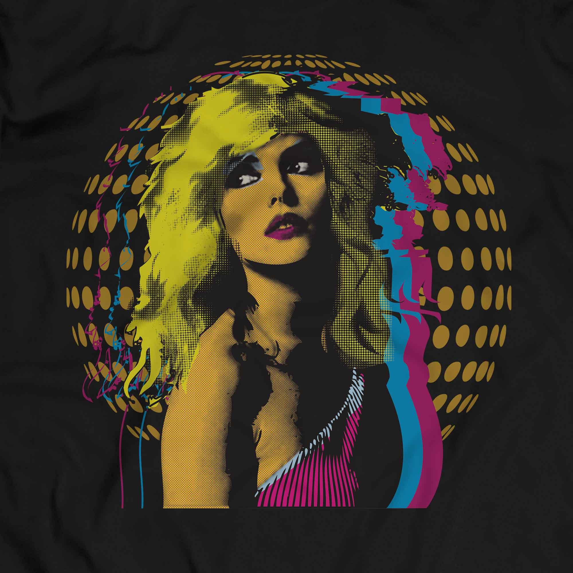 Camiseta Debbie Harry Disco - Blondie - Masculino