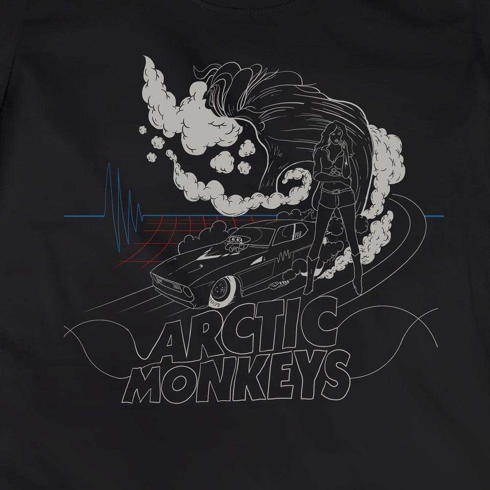 Camiseta Do I Wanna Know - Arctic Monkeys - Feminino