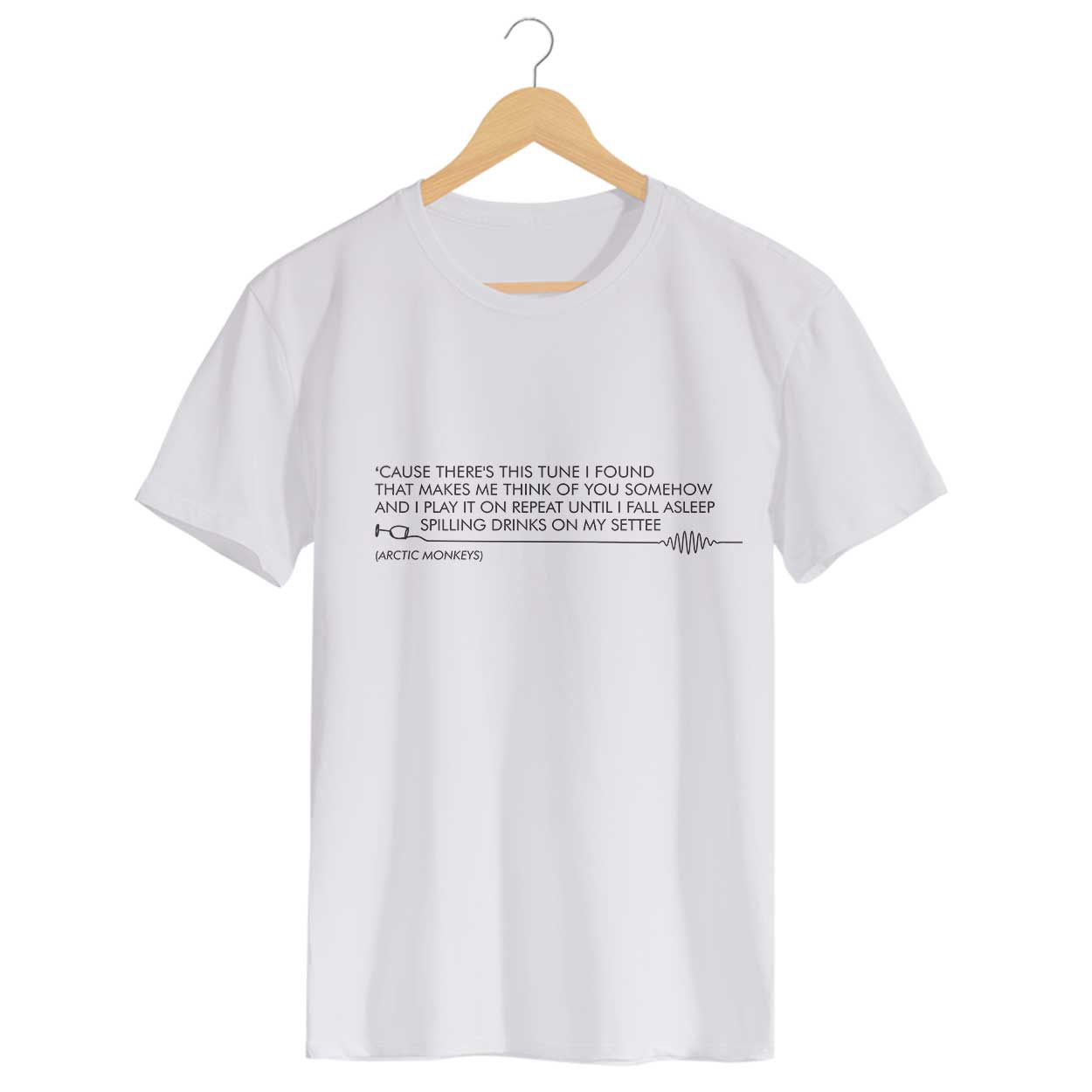 Camiseta - Do I Wanna Know? - Artic Monkeys - Masculino