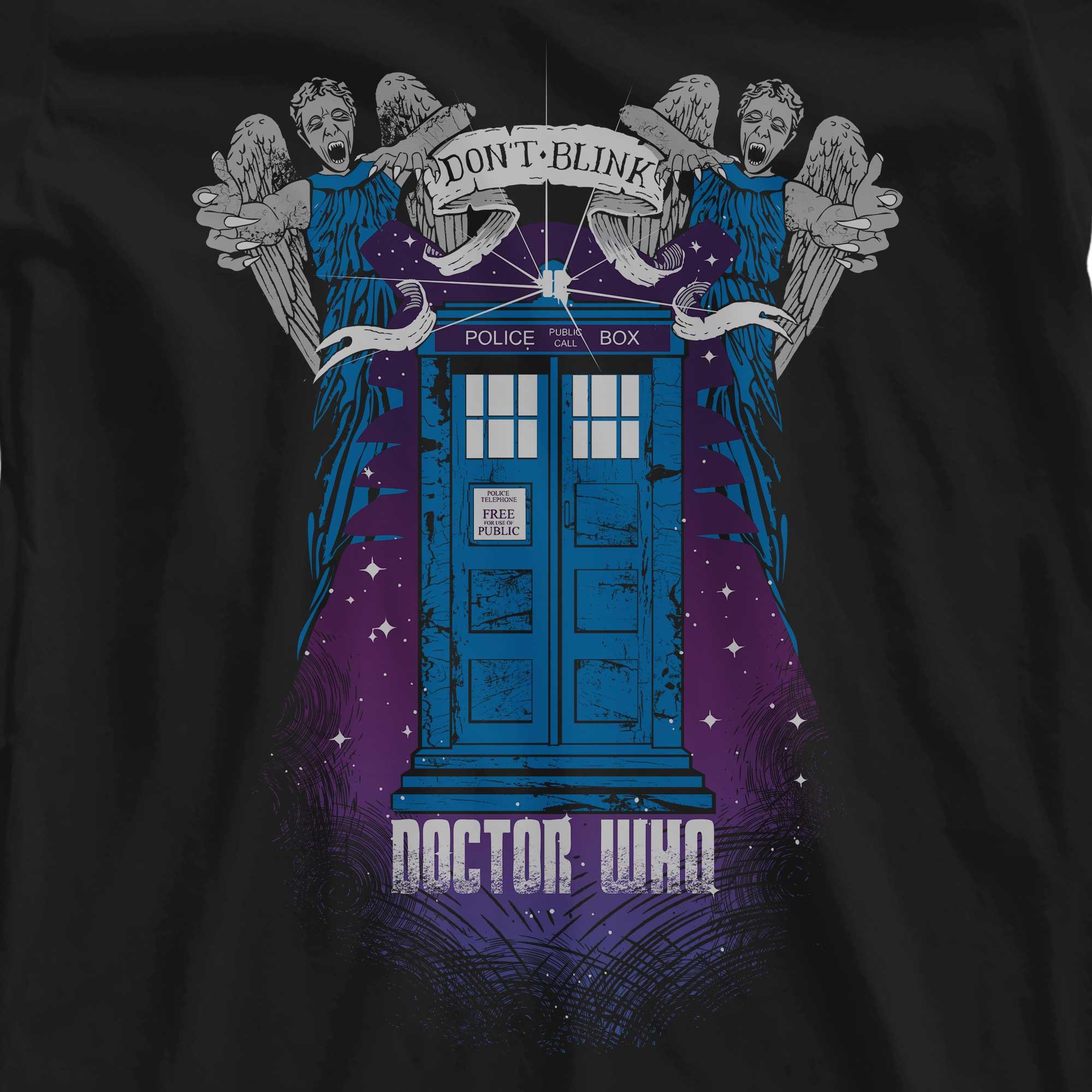 Camiseta Doctor Who - Feminino